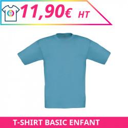 T-shirt basique enfant