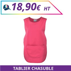 Tablier chasuble