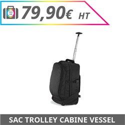Sac trolley cabine Vessel