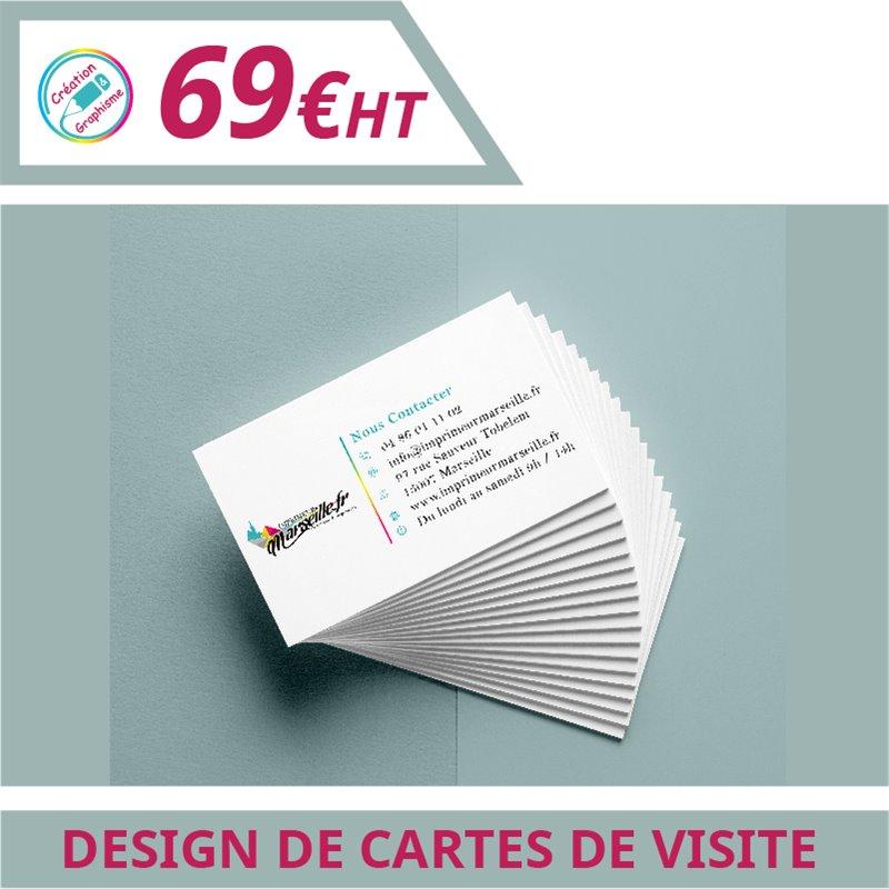 Design de vos cartes de visites