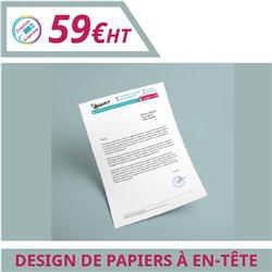 Design de vos papiers à en-tête