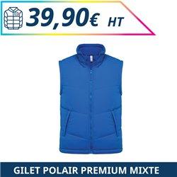 Gilet polaire premium mixte - Vestes à personnaliser - Imprimeur Marseille Textile