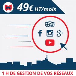 Webmaster Marseille : Agence web à Marseille, gestion de réseaux sociaux.