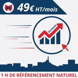 Webmaster Marseille : Agence web à Marseille, référencement naturel seo.