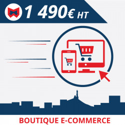 Webmaster Marseille : Agence web à Marseille, création boutique en ligne Prestashop.