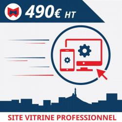 Webmaster Marseille : Agence web à Marseille, création site vitrine professionnel.