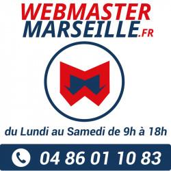 Webmaster Marseille : Agence web à Marseille, webdesigner.