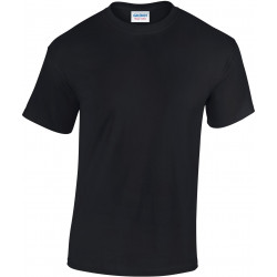 T-SHIRT HOMME HEAVY COTTON™ Black