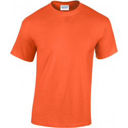 T-SHIRT HOMME HEAVY COTTON™ Orange