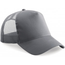 Casquette américaine  Graphite Grey