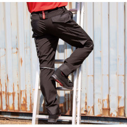 BAT Pantalon de travail slim SOFTSHELL