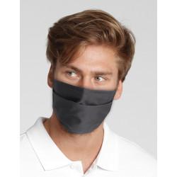 Masque trois plis 65% Polyester 35% Coton