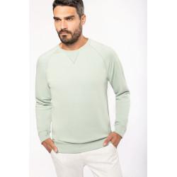 Sweatshirt Bio col rond