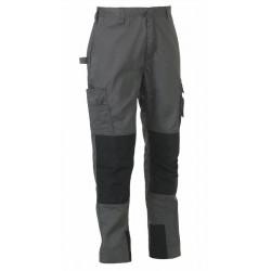 Pantalon de travail polycoton twill déperlant