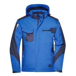 Craftsmen Softshell Jacket avec 1 flocage