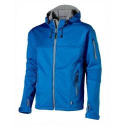 Match Softshell Jacket avec 1 flocage