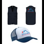 Vêtement professionnel pour AIXNET