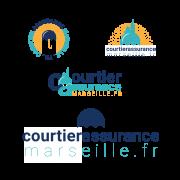 Création logo pour COURTIERASSURANCE
